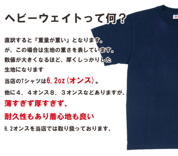Tシャツ説明
